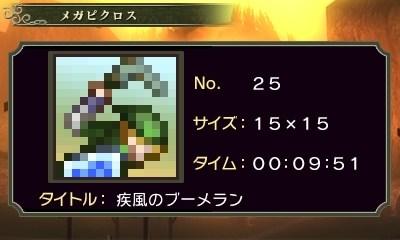 ゼルダピクロス・メガピクロス25-1