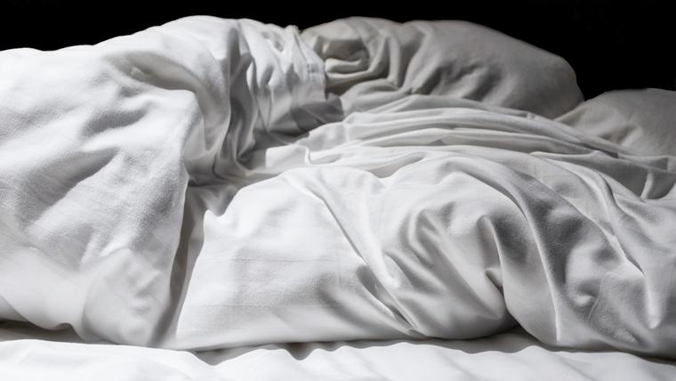 子供の寝相が悪いので寒さ対策をする