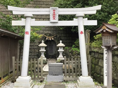 西叶神社の境内社3