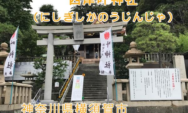 西叶神社で御朱印をいただく。拝殿の龍がとても美しい【神奈川県横須賀市】